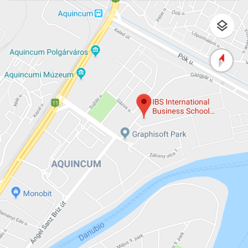 IBS Budapest Map