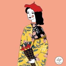 fashion illustration 9,5