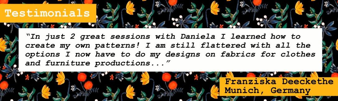 testimonial Franziska Deeckethe
