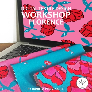 Digital Textile Design Workshop Florence